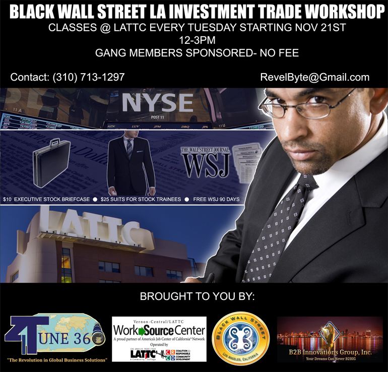 Black Wall Street USA History